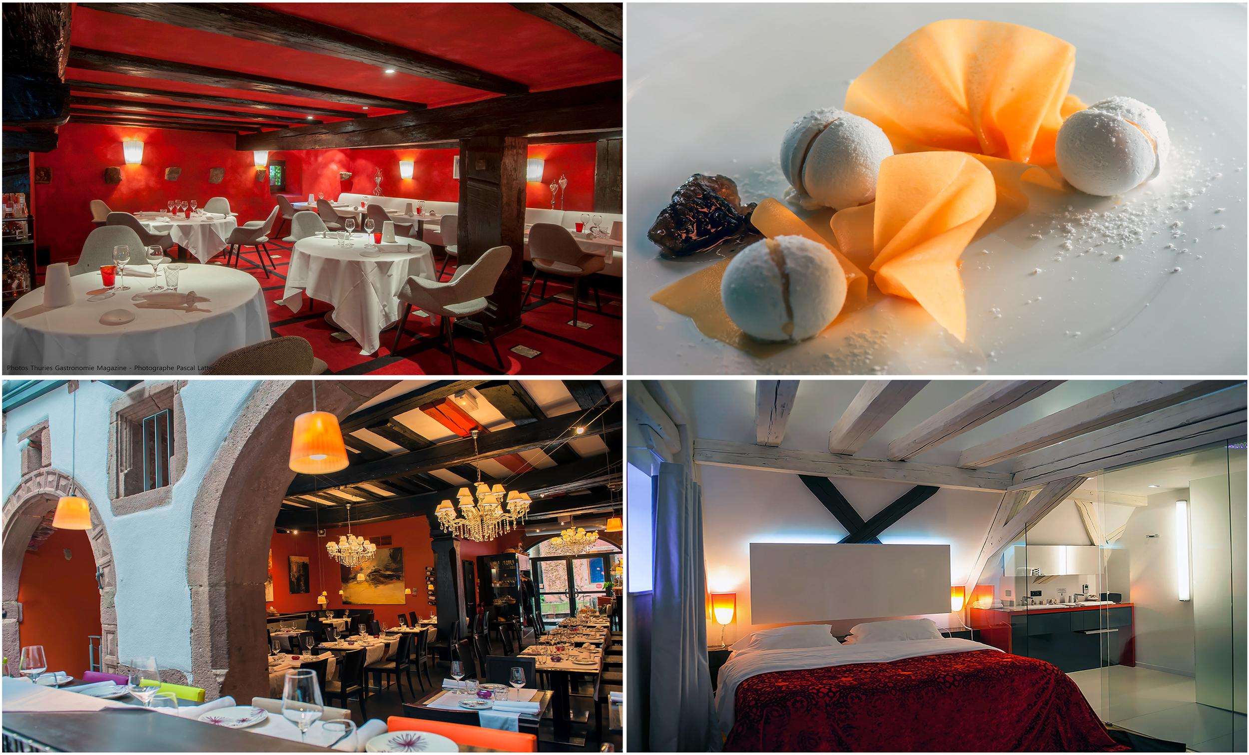 ⇾ Jean Luc Brendel Hotels Restaurants Riquewihr SITE OFFICIEL